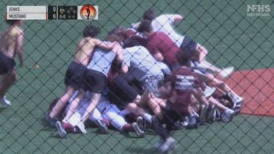 Jenks' extra-innings thriller tops packed state championship Saturday