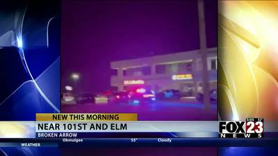 Broken Arrow store owner hides in safe, calls 911 during armed robbery