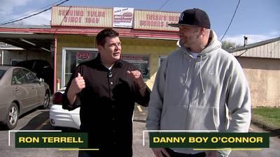 EPISODE 5: Burger Brothers go to Hank's Hamburgers