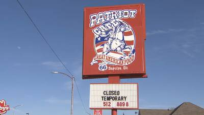 Damage from fire forces popular Sapulpa restaurant to close
