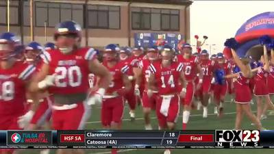 WATCH: Bixby cruises past Stillwater in rematch of 2018, 2019 state title games