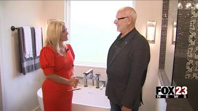 VIDEO: St. Jude Dream Home winner of $5,000 worth of furniture
