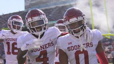 OU offense comes up clutch in 30-29 spring game win