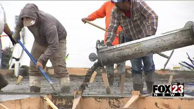 St. Jude Dream home in Owasso receives new foundation