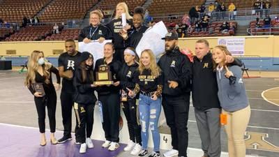 Broken Arrow wins first ever girls wrestling state championship