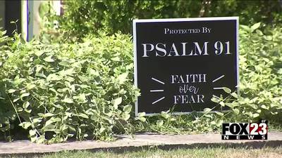Broken Arrow community members frustrated about rule banning signs in yard