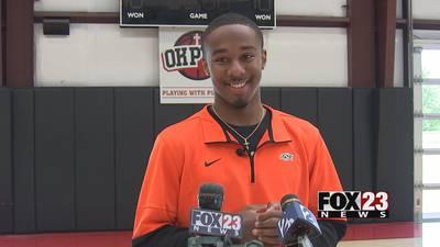 Tulsa native Thompson transfers to OSU