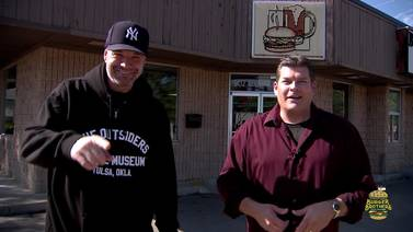 EPISODE 34: Burger Brothers go to Burgers N More in Sapulpa