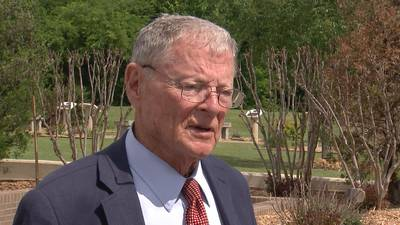 Sen. Inhofe says he's advised Trump to 'move forward' from 2020 election loss