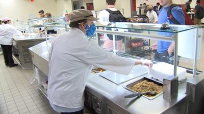 Tulsa schools face new crisis as nationwide food supply shortage impact menus, costs