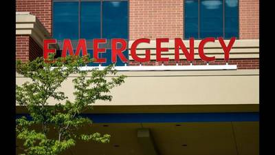 Hospitals report increase in ER wait times as COVID-19 cases surge