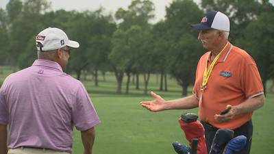 Pro caddie has been on the bags for 60+ years