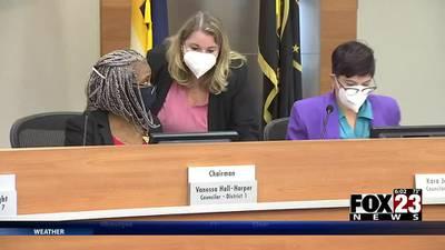 Tulsa City Council approve mask resolution at meeting