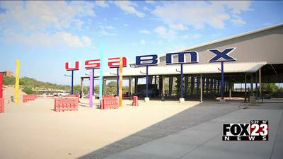 VIDEO: USA BMX Headquarters to be completed in January