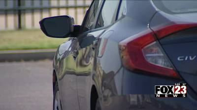 Tulsa police urging car owners to take precautions as auto thefts rise